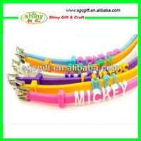Silicone Child tracking bracelet