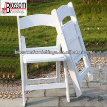 antique wooden silla plegable