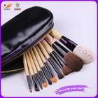 EYA animal hair 10pcs cosmetic brush set makeup kits