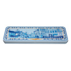Rectangular Tin Box metal pencil tin case pencil box