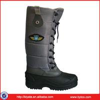 Italian winter snow boots
