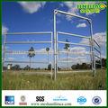 Tubo de acero Corral paneles de la cerca para ganado