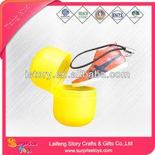 plastic promotion capsule toy for vending machine
