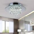araña de cristal de techo del led de luz