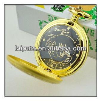탐정 코난 애니메이션 회중 시계