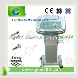 3 Diamond microdermoabrasion tips facial peeling machine personal home use