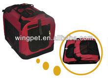 Foldable Pet Carrier, Portable Dog Box