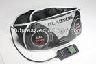 lazy slimming massager belt, with EMS/heating/vibration