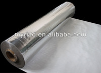 Aluminum Foil coated Woven Fabric,aluminium sack for roof