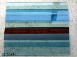 louver frame & glass