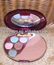 2013 double-deck rose ove ladies new makeup kits