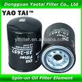 J934429 aceite de la caja de filtro LF3445 LF3805