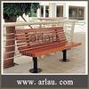 long simple wooden bench design (Arlau FW34)