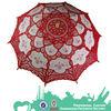 China umbrella supplier promotion cheap lace material decoration umbrella