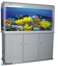 aquarium floating glass