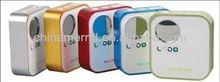 high quality 5000MHA portable MOBILE phone charger, power bank, MOBILE POWER