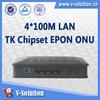 Buy 1000Pcs ONUS to get 1pc 2PON OLT free!ONT( Optical Network Terminal) V2804 FTTH (Fiber to the Home)