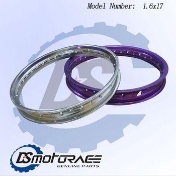 Motorcycle parts for motorcycel alloy wheel