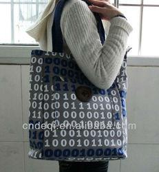 Cotton canvas tote bag customize