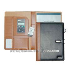 A4 size leather art portfolio