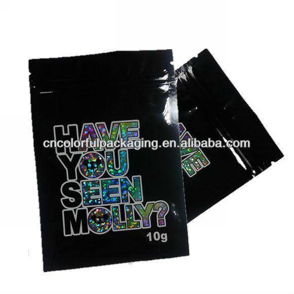 molly herbal incense bag/potpourri bags/gorilla dro herbal incense bag