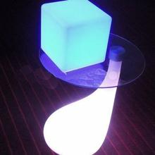 45*45*54cm Remote led bar table unique bar furniture bar nightclub furniture