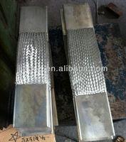 JINGU customized type 760amper flexible copper braided connector
