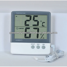 Promotion gift Digital LCD probe advertising thermometers