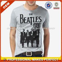 Hemp Funny Cheap Custom Screen Printed Tshirts