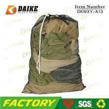 Drawstring Large Mesh Laundry Bag DKWXY-A13