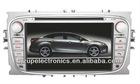 """HD digital touch screen 7"""" car audio and video player for Focus 2008 with bluetooth TV steering control"""