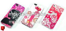 Luxury Bling Diamond Hard Plastic Case For iphone 4g