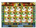 Xmas game casino slot machine