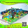 Océan thème livraison conception jeux d'intérieur aire de jeux pour enfants d'âge préscolaire 151-7b