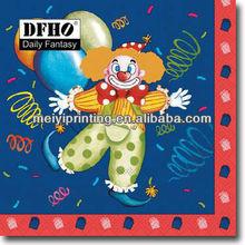 Tissue napkin/Party Tissue/ Decorative Paper Napkin