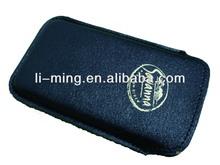 2014 hot sale fashion cheap new design custom made leather phone bag