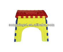 Hot item home Plastic Folded stool seat Plastic Chair