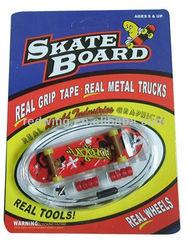 Plastic Finger Skateboard