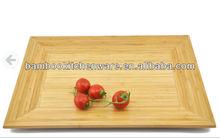 Unique restaurant serving trays