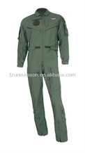 OEM top quality fireproof anti-static aramid pilot overall