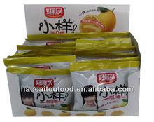 Super sour lemon flavor soft gummy