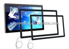 multi touch screen HDMI LED monitor for HD display