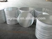 Aluminium sheet circle