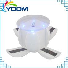 Apple shaped solar display with LED light YMC-D07