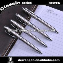the attractive metal short barrel ballpoint pen novelty pen