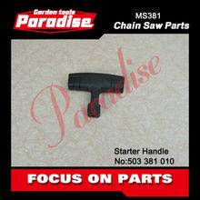 MS381 72cc Chain saw spare parts Handle Parts