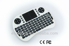 2.4Ghz Air Mouse Mini keyboard with Touchpad, Simple Innovating Products