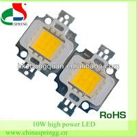 High quality 300mA high bright White high power LED 10W
