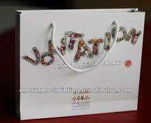 All kinds of brand names bag/paper bag logo wholesale