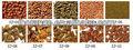 Pet dog food/alimentos para peixes linha de processo